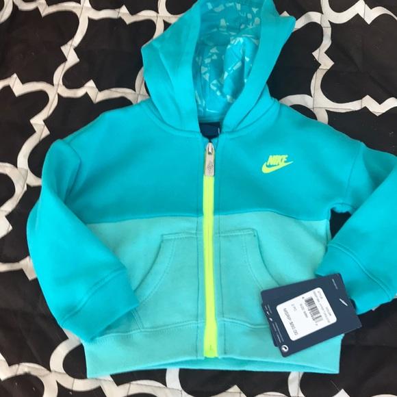 6-9 month nike hoodie